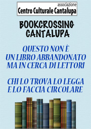 BOOKCROSSING CANTALUPA